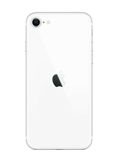 Apple İphone Se (2020) 256Gb Beyaz Cep Telefonu (Türkiye Garantili) Aksesuarlı Kutu Ap-Iphse2020 Renkli